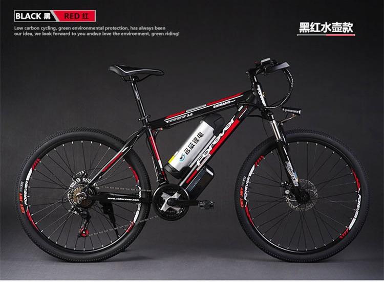 Γνήσια X-Front μάρκα 48V 500W 20Α μπαταρία - Ποδηλασία - Φωτογραφία 4
