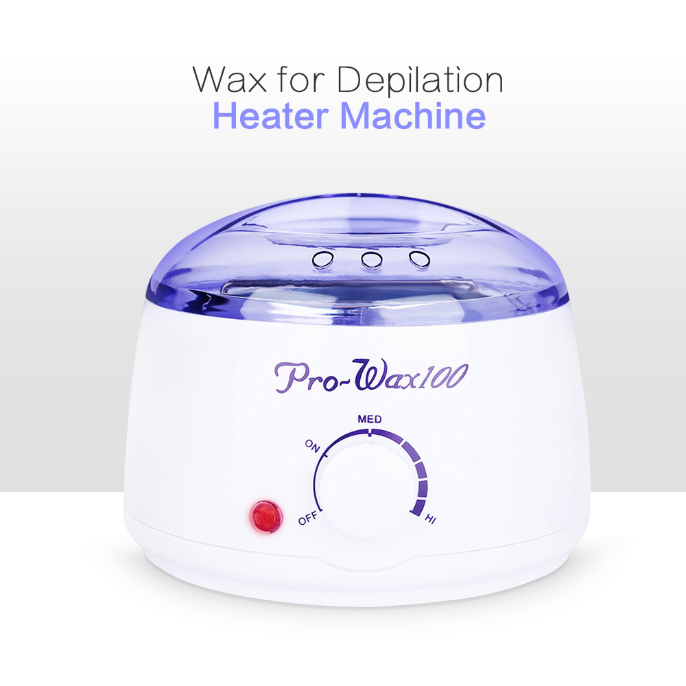 Wax for Depilation Heater Pot Health Care for Paraffin Bath Mini SPA Hands Feet Epilator Wax Heater Machine Depilatory Wax Bean