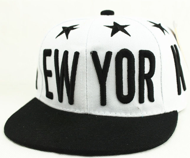 e45499a8efa  DINGDNSHOW  2019 Baseball Cap Children Summer Style Letter NEW YORK Star Snapback  Cap Hip Hop Hats Casquette For Girls and Boy-in Baseball Caps from ...