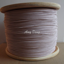 20 meters/lot  0.1X540 shares strands of polyester envelope 1 meters from the sale of copper wire