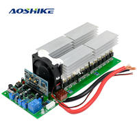 1pc Pure Sine Wave Inverter Power Frequency Inverter For Motor 24V 36V 48V 60V1000W 2000W 3000W