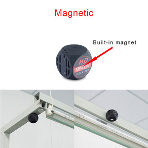 Image 5 - Ultra Mini Kamera Manyetik Vücut Kamera 1080P HD Video Ses Kaydedici Gece Görüş Hareket Gizli Kamera Desteği Gizli TF kart