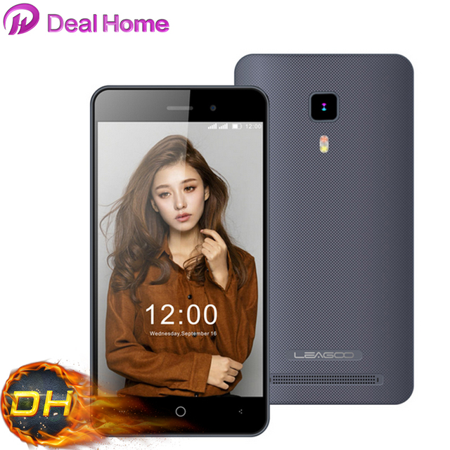 In stock!Original Leagoo Z1 8GB ROM MT6580M Quad Core 1.3GHz 3G Mobile Phone 800*480 Android 5.1 512MB RAM Dual SIM
