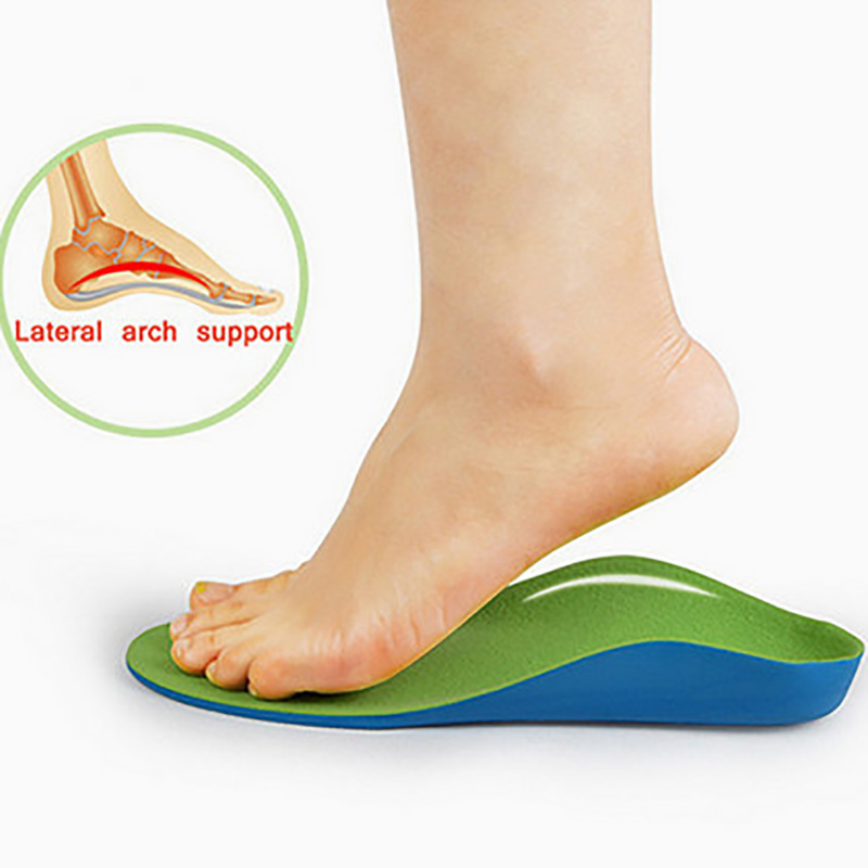 Orthotic Orthopedic Insoles Shoes Flatfoot Corrector Arch Support Orthotic Pads