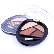 New 4 Color Waterproof Eye Shadow Eyebrow Powder Make Up Palette Beauty Cosmetics Long Lasting Brow Makeup