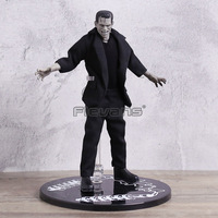 Mezco ONE:12 Figurine Toy Frankenstein Real Clothes PVC Action Figure Model Collection
