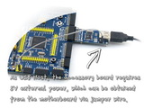 SL811 USB Board