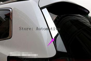 Пара ABS Chrome заднее стекло сбоку чехол накладка для ford Edge 2015 2016 2017