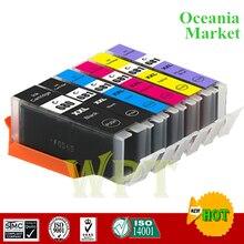 Compatible Ink cartridge for PGI-680 CLI-681 PGI680xl CLI681xl , For Canon PIXMA TR7560/TR8560/TS6160/TS8160/TS9160  [Oecania]
