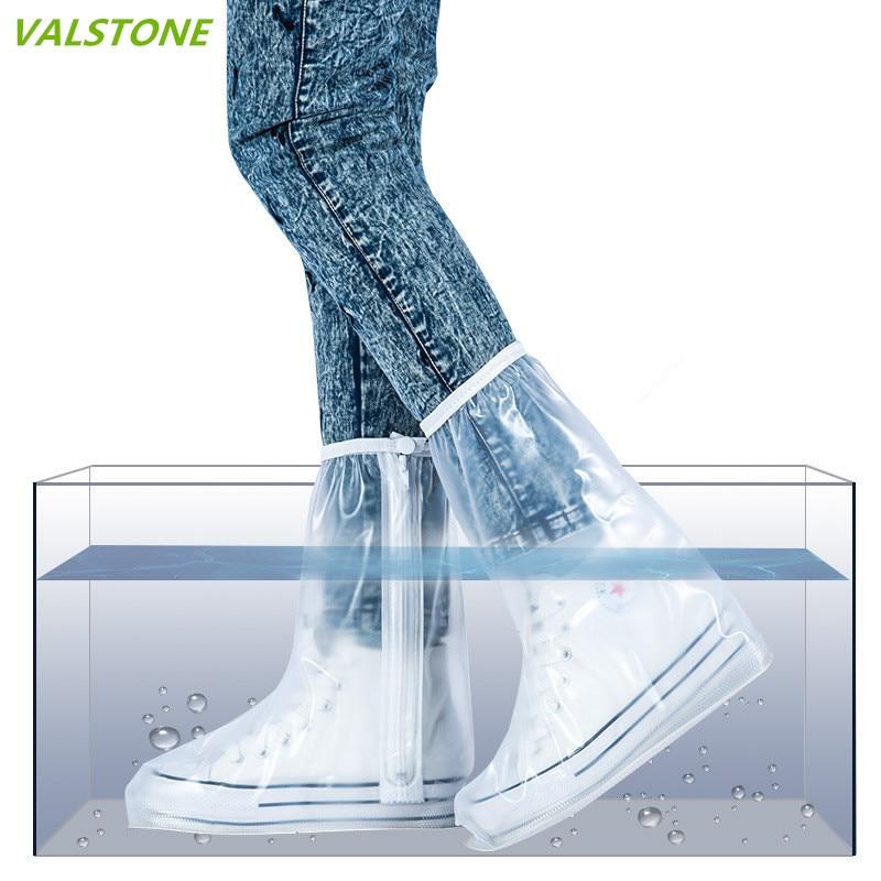 VALSTONE водонепроницаемая обувь охватывает толще Scootor сапоги охватывает Для женщин/мужские туфли крышка мотоцикл/Рыбалка/подняться галоши