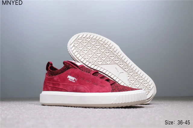 a61fb2aa2c4 Puma shoes puma BREAKER KNIT SUNFADED stockings knitted shoes women s shoes  size 36-40