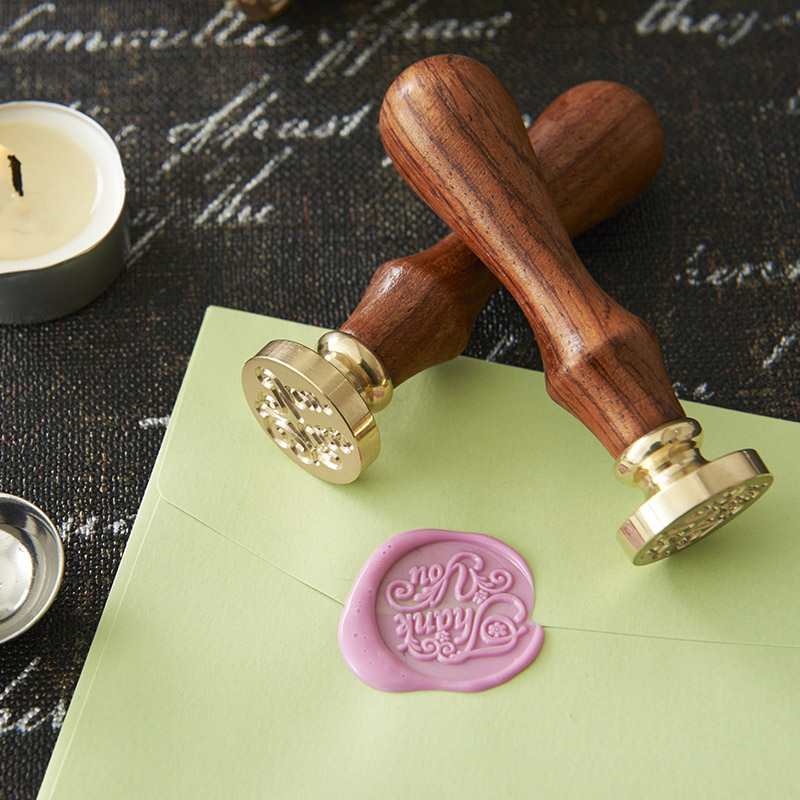 DIY Wood Metal Sealing Wax Stamps Vintage Retro Romantic Love Greeting Seal Stamp Free shipping 30pcs in one postcard owe you a song romantic love christmas postcards greeting birthday message cards 10 2x14 2cm