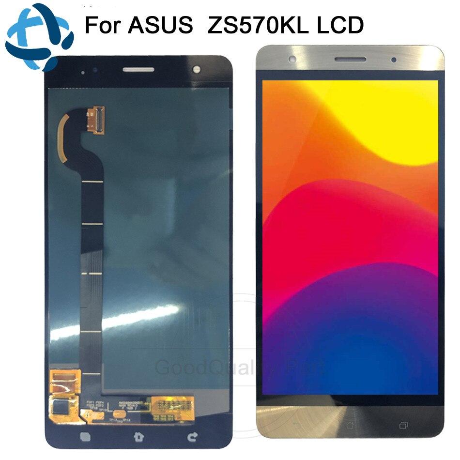 Pour ASUS Zenfone 3 Deluxe Z016S Z016D ZS570KL écran LCD ensemble numériseur à écran tactile 5.7