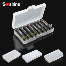 Storage-Box-Cover Case Container-Bag Clips Organizer Battery-Box Hard-Plastic-Case-Holder