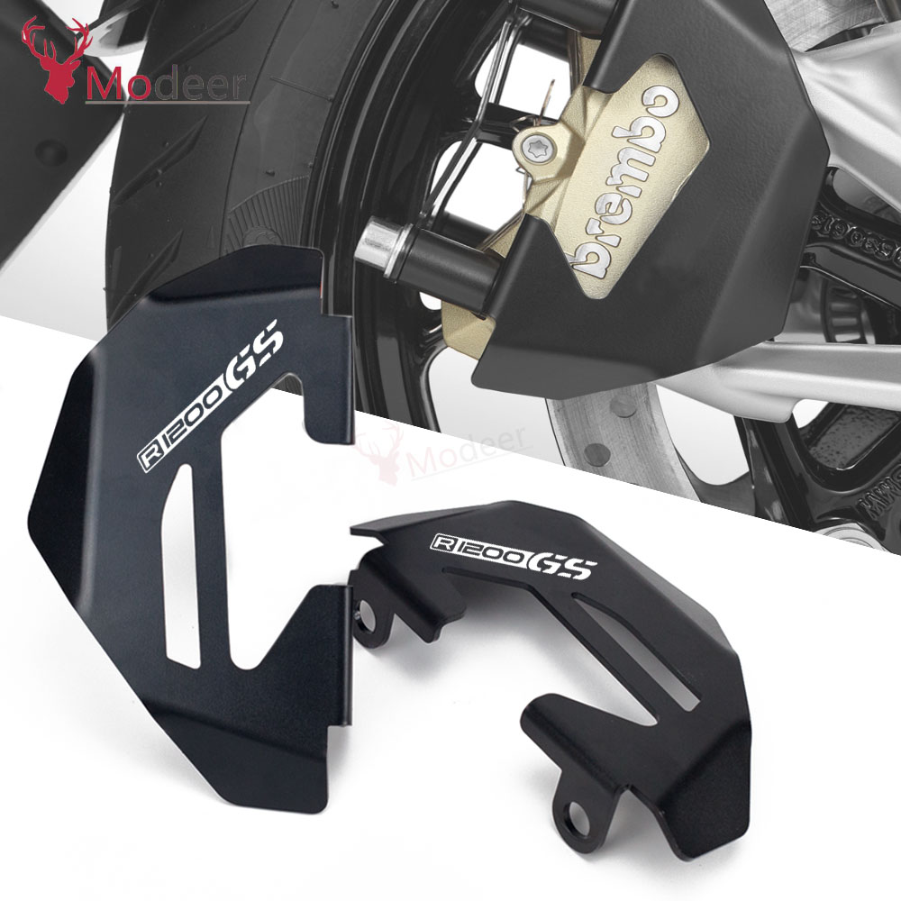 Motorcycle Front Brake Caliper Cover Protection Cover Guard For BMW R1200GS 2013 2017 R1200GS ADV 2014 2017 R1200 GS Adventure-in Covers & Ornamental Mouldings from Automobiles & Motorcycles on AliExpress - 11.11_Double 11_Singles' Day 1