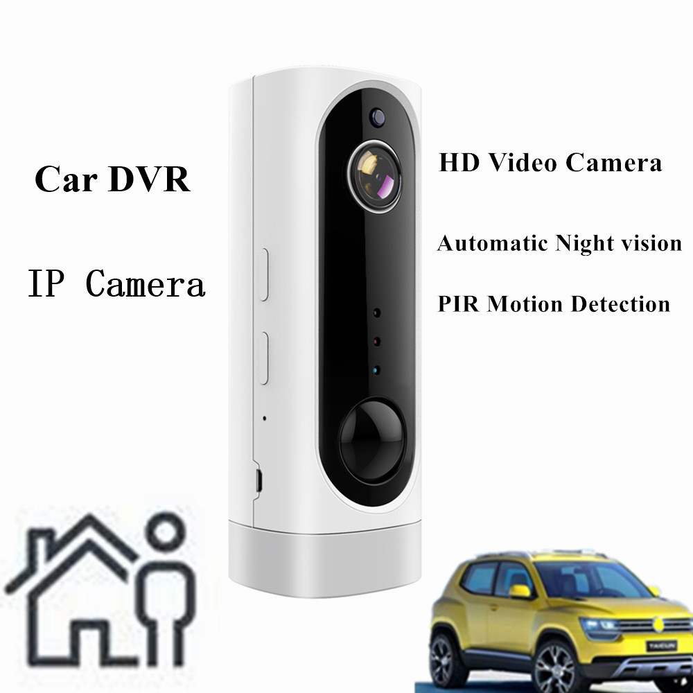 New Upgrade DVR Video Recorder HD Pro Dash Cam Registrar 24 Hours Remote Monitoring Car Camera