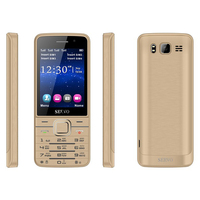 MAFAM Four Quad 4 SIM 4 Standby Slim Senior Mobile Phone 2.8 Inch Flashlight Torch Dual Camera SOS Bluetooth Dial FM Than V9500