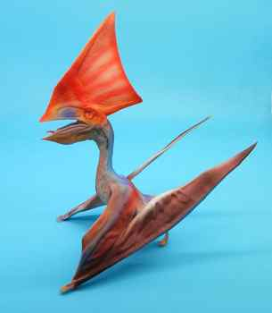Pterosaur Dinosaurs Toy Classic Toys For Boys Animal Model - DISCOUNT ITEM  20% OFF Toys & Hobbies