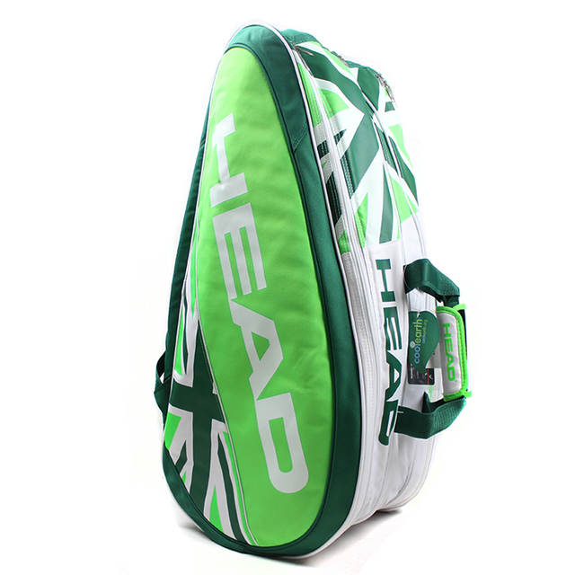 e28d0f94aa1 Head Andy Murray Genuine Wimbledon Championships Tennis Bag for 9 pieces  high quality racket bags