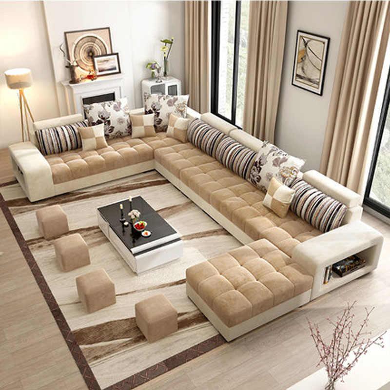 Hot Price Fabric Sofa Sets