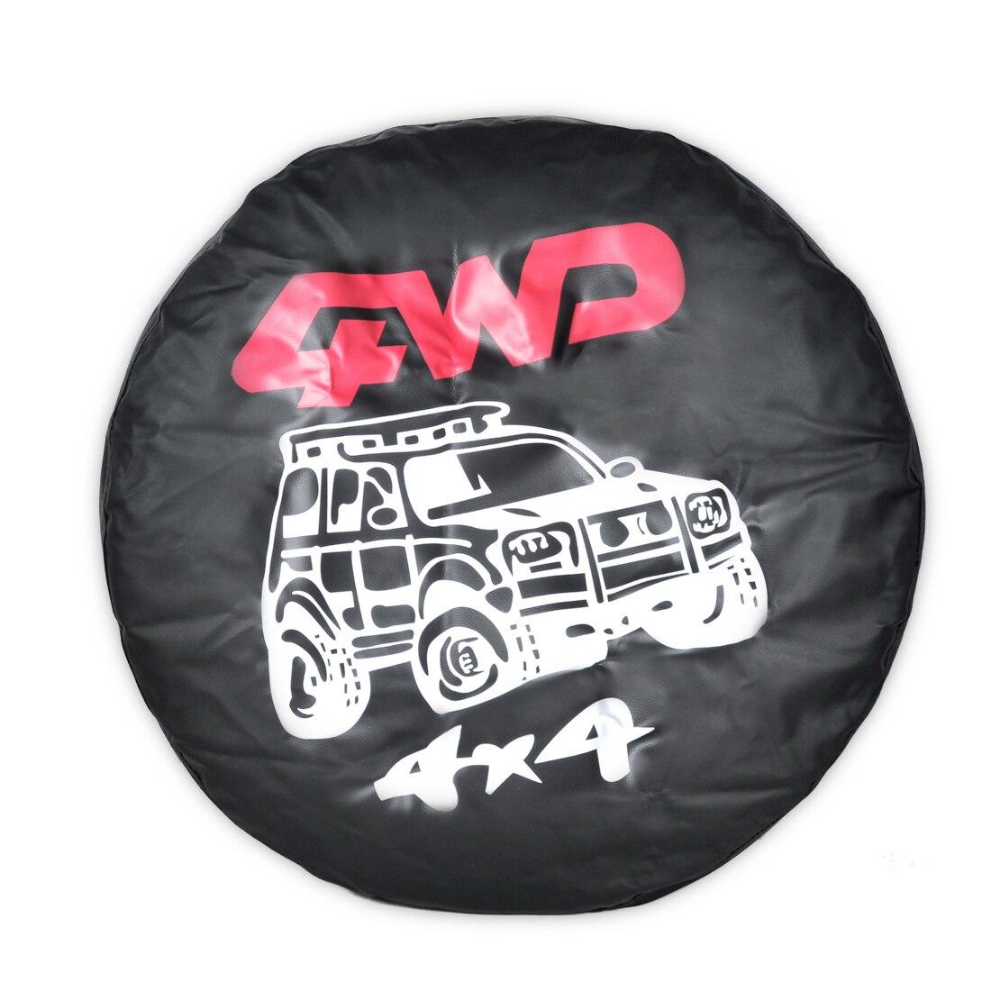 CITALL автомобиля CY-64 27 Размеры S 4WD Спорт запасное колесо шин Мягкая обложка для hyundai Kia VW Golf nissan Chevrolet BMW Renault
