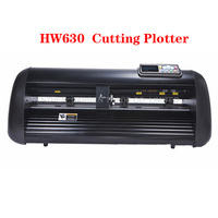 110V 220V Vinyl Cutting Plotter HW630 Vinyl Sticker Plotter Cutting Plotter 330mm Graphics Design Cutters Plotters