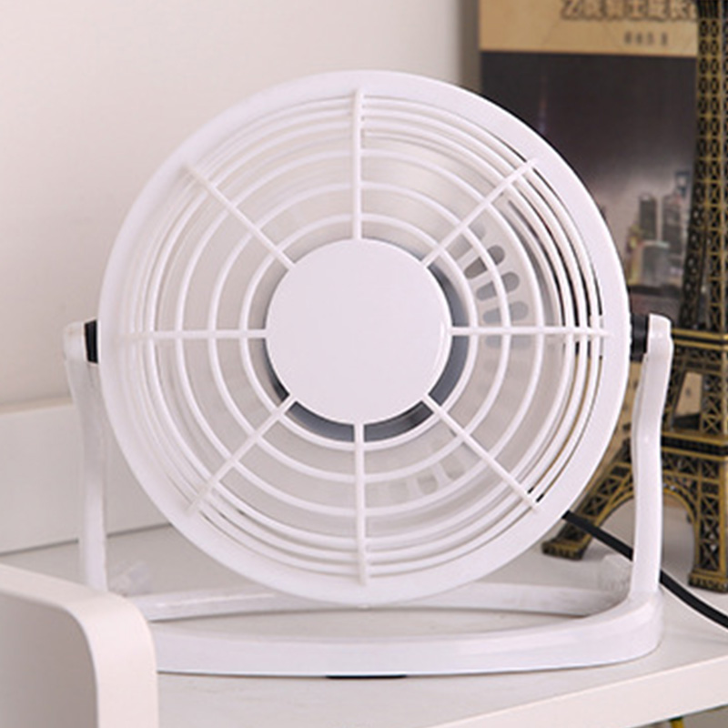 New Mini Portable Super Mute USB Fan Desk Cooling Laptop Notebook PC Fan Cooler