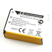 NP-85 FNP 85 NP85 Battery For FUJIFILM SL240 SL245 SL300 SL305 FNP-85 CB170 Rechargeable 1700mAh FNP85 Batteries