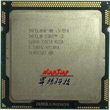 Intel Core i3-550 i3 550 3.2 GHz Dual-Core procesor CPU 4 M 73 W LGA 1156