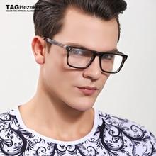 Montura de gafas para hombre y mujer, diseñador de marca, retro, miopía, ordenador, óptico, T5189, gafas de grau, 2019