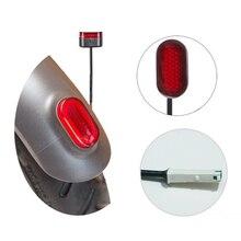 Задний фонарь стоп-сигнал с линией для Xiaomi M365 M187 Электрический скутер