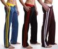 Varón al aire libre de Marca de alta calidad blanco joggers pantalones deportivos pantalones de entrenamiento de fútbol pantalones de fútbol pantalones de Chándal de Los Hombres