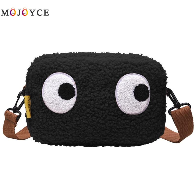 Fashion Women Shoulder Bags Cartoon Eyes Print Crossbody Handbag Women Messenger Bag Bolsa FemininaFashion Women Shoulder Bags Cartoon Eyes Print Crossbody Handbag Women Messenger Bag Bolsa Feminina