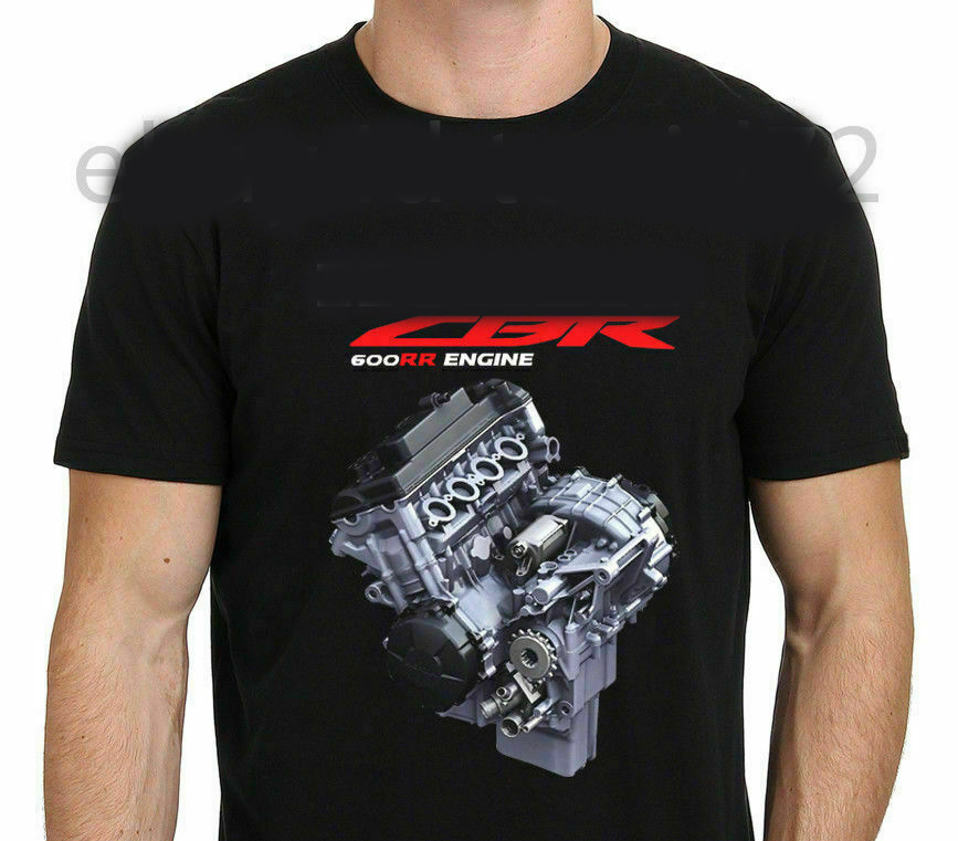 CBR 600F Super Sport Motorcycles Printed T Shirt in 6 Sizes