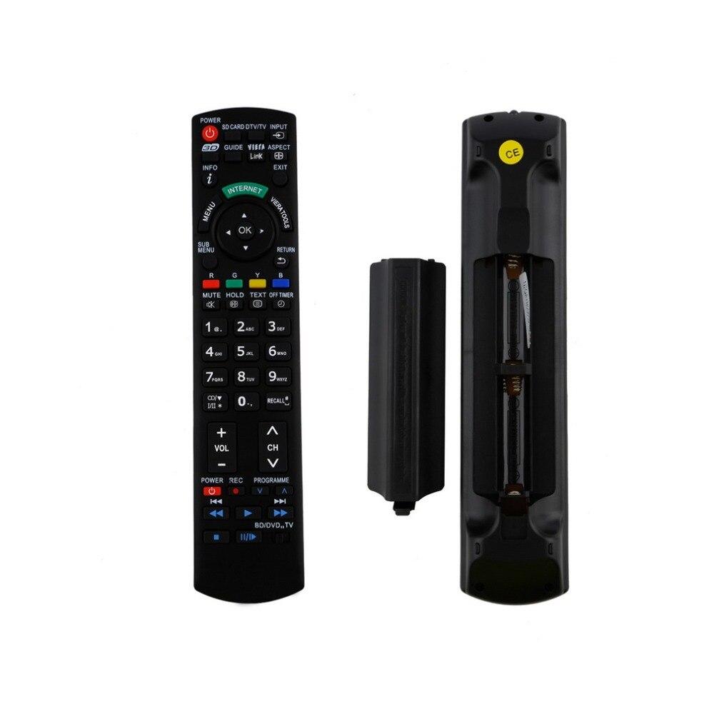 Neue universal ersatz tv fernbedienung smart controller für panasonic 3d tv fernseher...