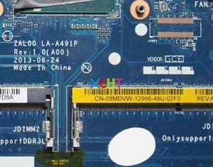 Image 3 - for Dell Latitude 3540 CN 08MDVW 08MDVW 8MDVW w i5 4210U ZAL00 LA A491P REV:1.0 A00 Laptop Motherboard Mainboard Tested