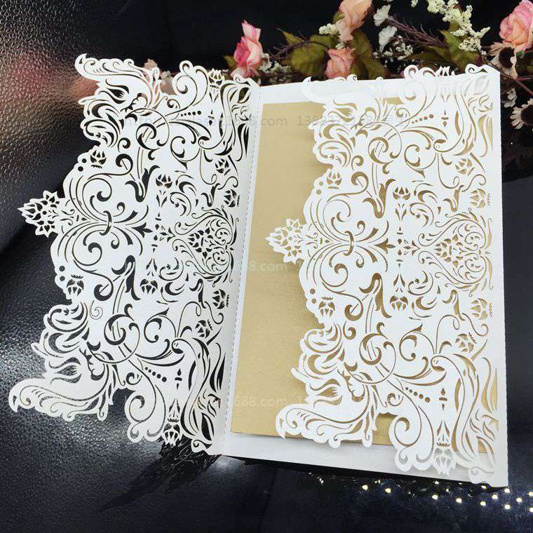 Elegant Inexpensive Wedding Invitations: Online Get Cheap Elegant Wedding Invitations -Aliexpress