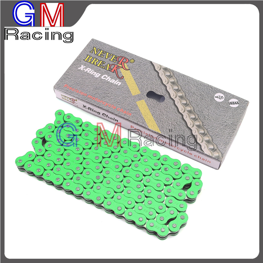 520 X Ring Oil Seal Chain 120 Link For KAWASAKI KX65 KX85 KX125 KX250 KX250F KXF250 KX450F KXF450 KLX250 KLX125 KLX450R KLX150S motorcycle stainless steel 21 front wheel spokes nipples for kawasaki kx125 99 05 kx250 99 07 kx250f 04 14 kx450f klx450r kx500