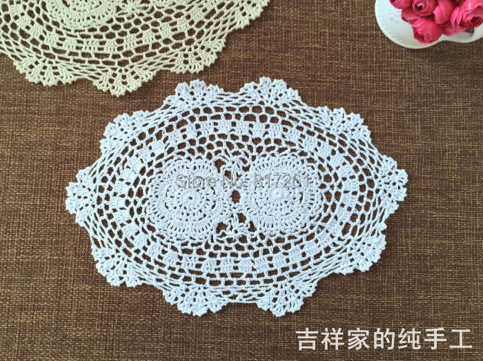 Buy Oval Mat Free Crochet And Get Free Shipping On Aliexpress