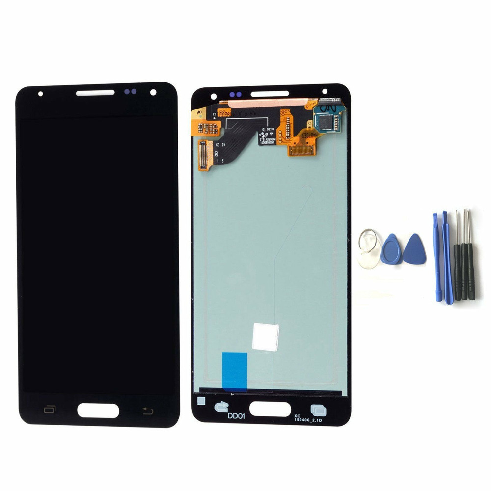 Original For Samsung Galaxy Alpha G850 G850M G850K LCD display with touch screen Digitizer Assembly Replacement
