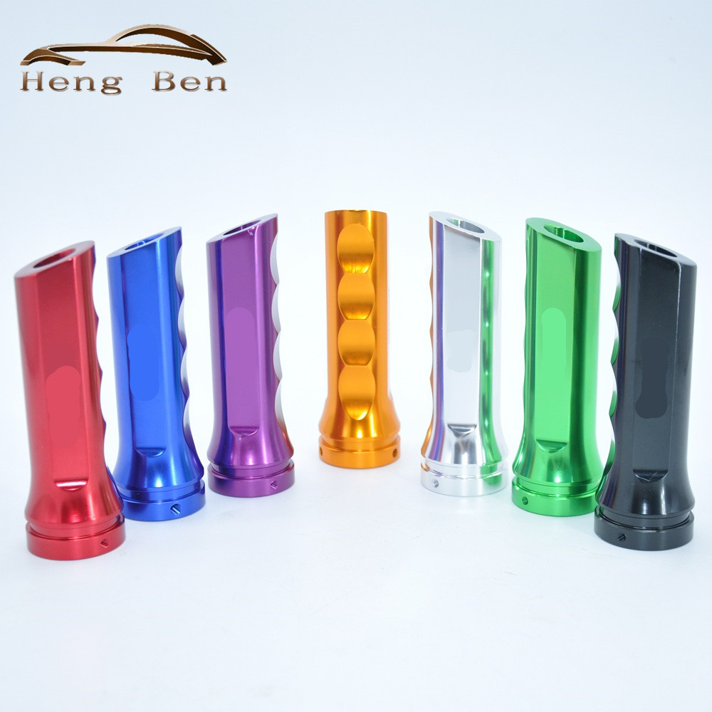HB Red/Silver/Black/Blue/Purple/Gold/Green  Handbrake Cover Handle General Gear Head Refires Hand Brake Grip