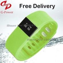Smart Wristband Bracelet waterproof watches OLED Smartband Bluetooth 4.0 with Sleep Tracker Health Fitness Tracker