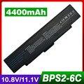 4400 mah batería del ordenador portátil para sony vaio vgn-fe53 fe92 fj fs ft n s sz y