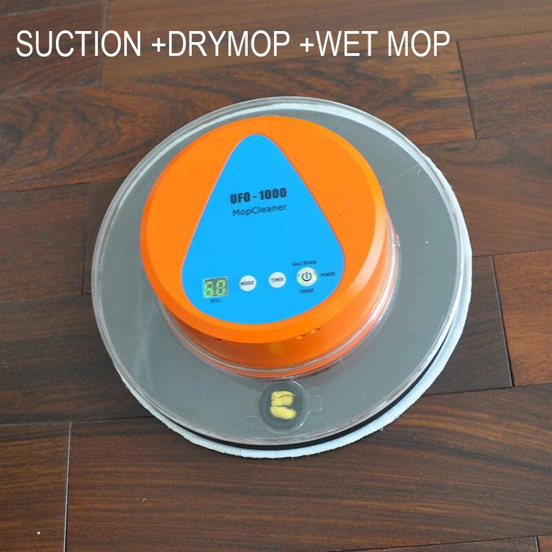 mini mop støvsuger AUTO mopping, trådløs fjernbetjening drt / våd - Husholdningsapparater - Foto 5