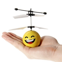 Mini Drone Hand Induction Flying Ball For Kid Toys Present Gift Flying Toys