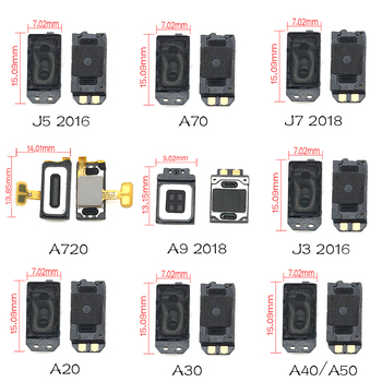 For Samsung A9 A8 A6 A7 J7 J6 J8 J4 2018 /J3 J5 2016 / A20 A30 A40 A50 A70 Earpiece Ear Speaker Sound Receiver Flex Cable