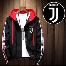 Juventus 2019 Juve New Spring and Autumn A uniform football sportswear student jacket casual style 4 types(China)