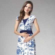 Breastfeeding and Maternity Dress