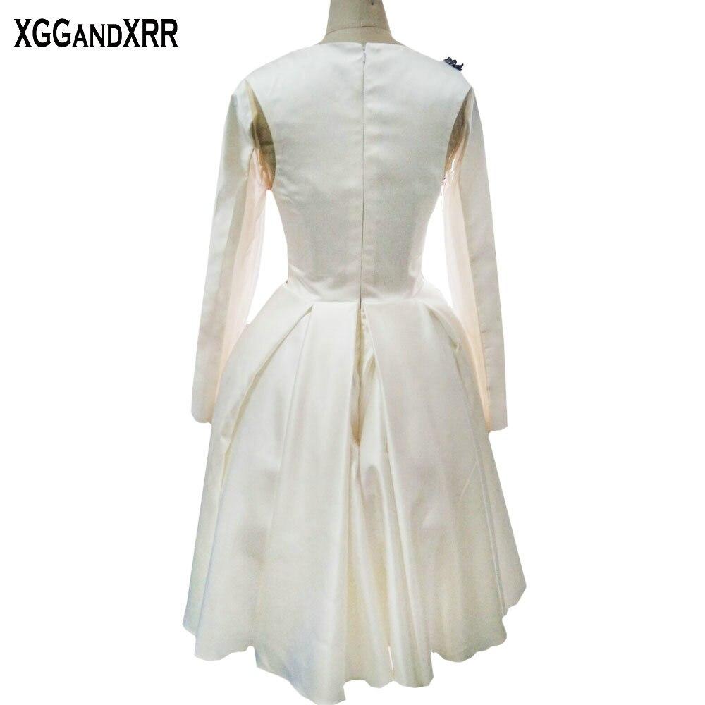 Berühmt Kurze Weiße Kleider Für Parteien Galerie - Brautkleider ...