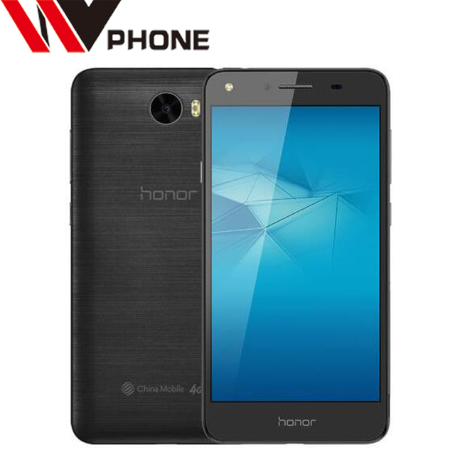 "WV Original Huawei Honor play 5 4G LTE Mobile Phone MTK6735P Quad Core Android 5.1 5.0"" IPS 1280X720 2GB RAM 16GB ROM"